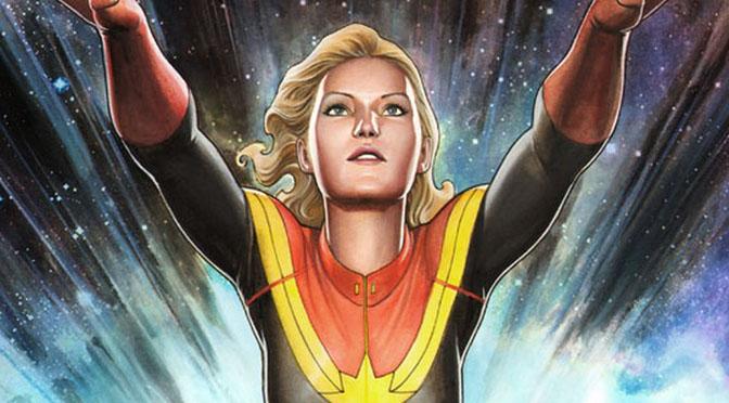 Captain Marvel > SJW Thor